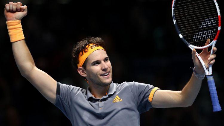 Tenisista Dominic Thiem
