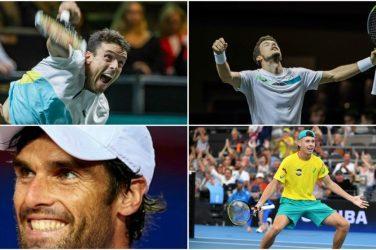 Czterech zawodników, którzy biorą udział w turnieju w Hiszpani